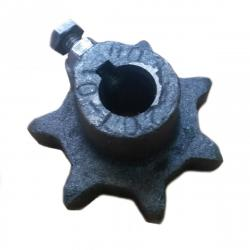 Звёздочка ЗС 1041 ( 7 зубьев, шаг 38,0)
